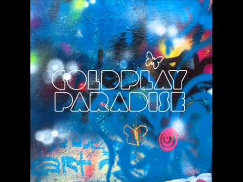 Coldplay - Paradise (Ringtone) Mp3