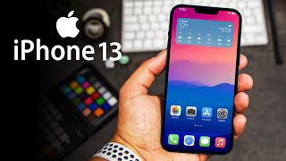 Apple iPhone 13 - More Upgrades!