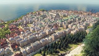 ANNO 1800 | Ep. 1 | Building Capital City Begins | Anno 1800 City Builder Tycoon Sandbox Gameplay