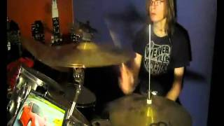 AC/DC - Some Sin for Nothing (Homemade Drumcover)