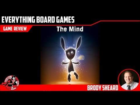 Everything Board Game The Mind Review