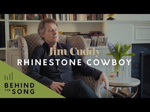 Jim Cuddy - Behind The Song: Rhinestone Cowboy