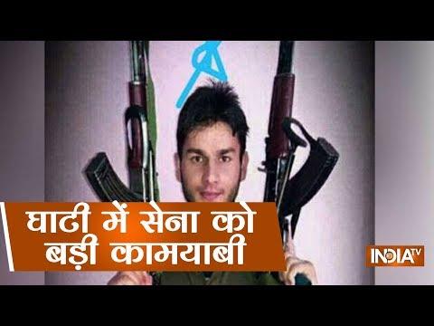 जम्मू-कश्मीर: बडगाम में सुरक्षाबलों ने एनकाउंटर में मार गिराए 2 आतंकवादी