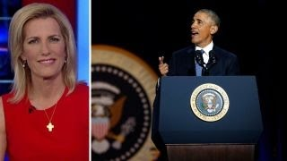 Laura Ingraham rips President Obama
