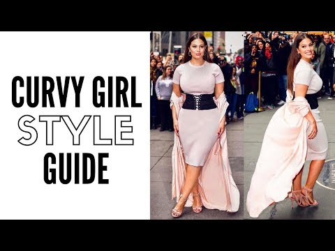 Plus Size Fashion Tips | How To Always Look Stylish