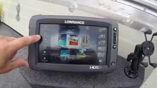 Lowrance hds 9 touch gen2