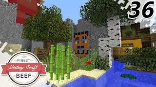 NOT A Submarine! - MINECRAFT (VintageCraft Server) - EP36 (Minecraft Video)