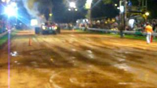 preview picture of video 'kyle collins truck pull'