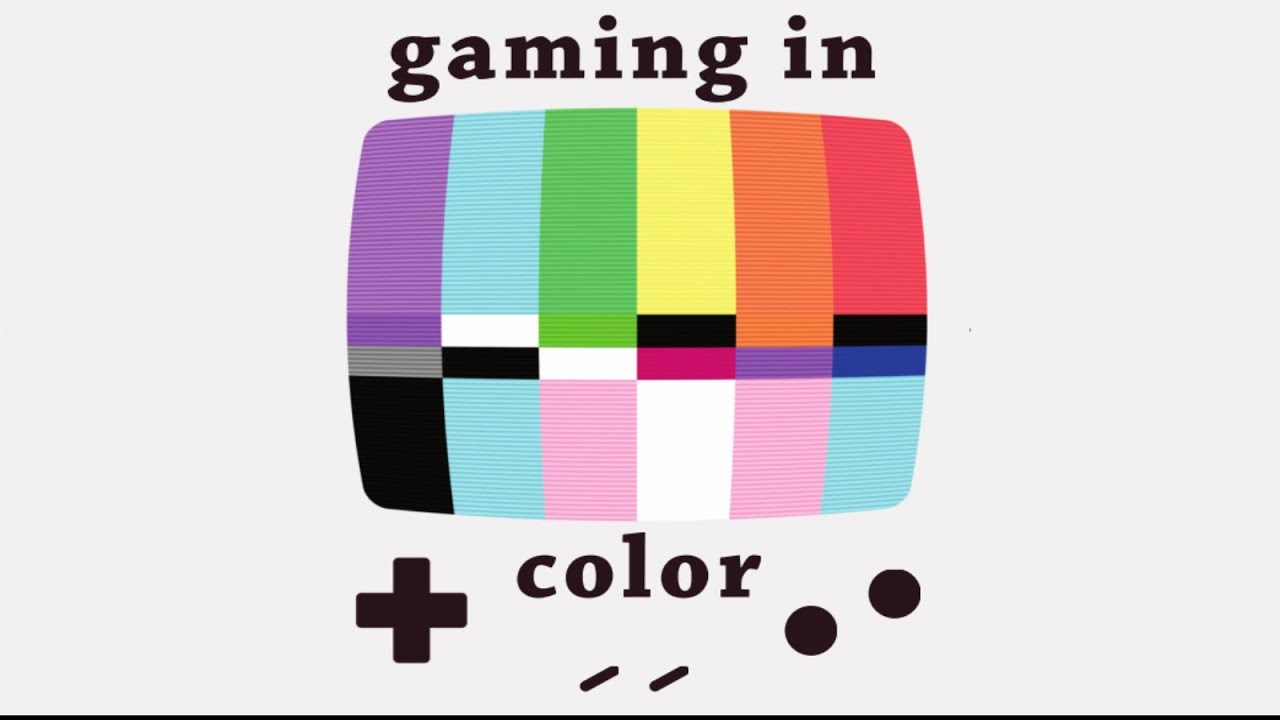 You Can Now Watch 'Gaming In Color', A Doco About The Gaymer Community