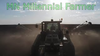First Day of Planting 2018 with Midwest Machinery