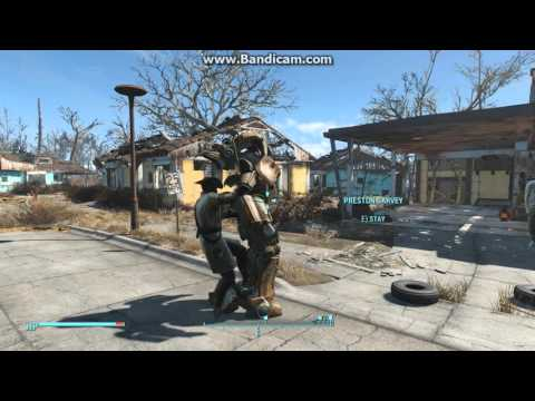 fca5f35039484 (Some ) companions can wear power armor. Just issue them a Go command like  you normally would