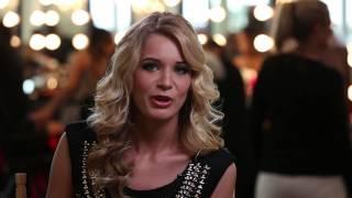 Gabriela Frankova Czech Republic Miss Universe 2014 Official Interview