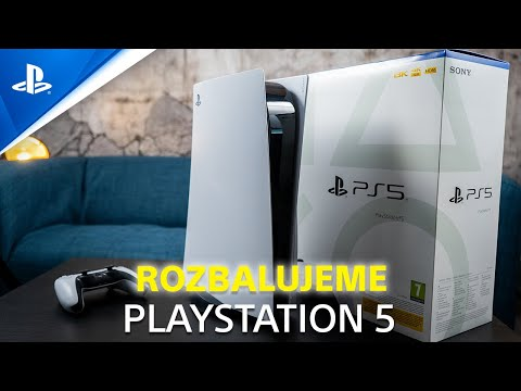 PlayStation 5 - test konzole