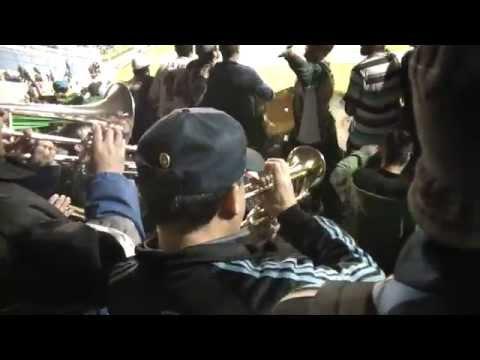 """Aldosivi - Colon 30-08-2014 (06)"" Barra: La Pesada del Puerto • Club: Aldosivi"
