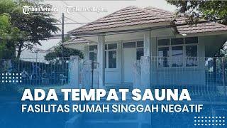 Fasilitas Rumah Singgah Negatif Covid-19 di Menteng Kota Bogor, Ada Kasur Empuk dan Tempat Sauna