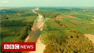River Stories: Cauvery River - BBC News