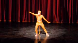 Gareth Cutter - Terminal Ferocity at Cabaret Regale