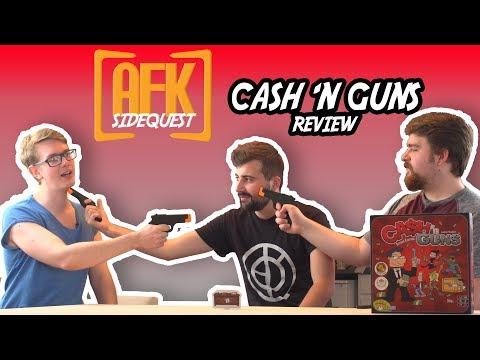 AFK Sidequest: Ca$h n' Guns Review