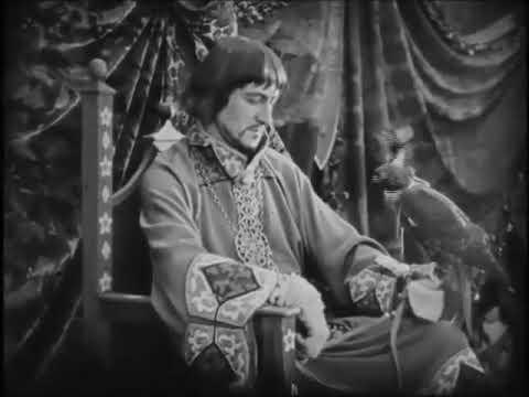 REAL Robin Hood 1922, original! how it started, silent film HD
