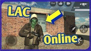 GTA 5 Online ВЫШЛА НА ТЕЛЕФОН!!! - LAC Online - Los Angeles Crimes Online - ОБЗОР!