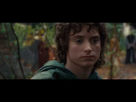 The Lord of the Rings: The Fellowship of the Ring - HD 'Departure of Fellowship' Clip