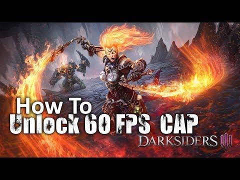 How to unlock framerate ? :: Darksiders III Allgemeine