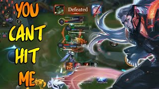 MURAD GAMEPLAY BUT MY WISP IS A MINION - Arena Of Valor Murad Gameplay #5