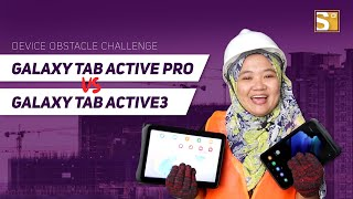Tab Active3 VS Tab Active Pro Comparison & Review : Best Rugged Tablet 2021?