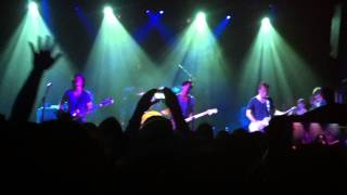 """Armor For Sleep - """"Raindrops"""" Live at Irving Plaza in New York City 7/14/12"""