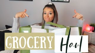 HEALTHY TRADER JOES GROCERY HAUL! (Dairy & Gluten Free)