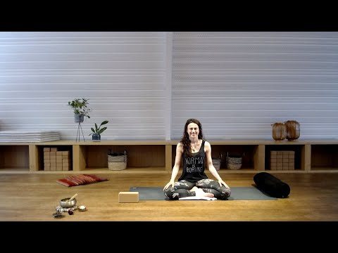 Prenatal Yoga with Kasia Pokrop