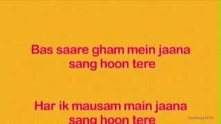Sang Hoon Tere (Lyrics) - Jannat 2 ft. Nikhil   - YouTube