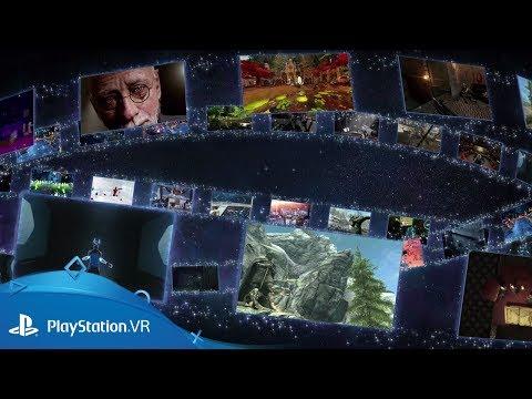 PlayStation VR | E3 2017 Upcoming Games Trailer