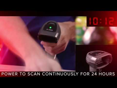Zebra DS8108 High-Performance 2D Barcode Scanner video thumbnail
