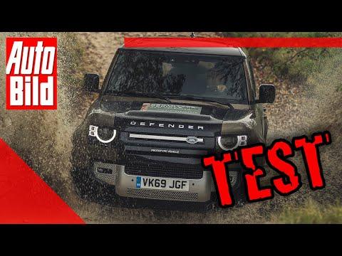 Land Rover Defender (2020): Neuvorstellung - Infos - Details - Mitfahrt