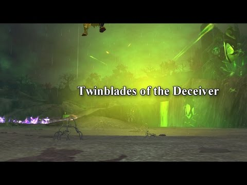 The Story of Twinblades of the Deceiver