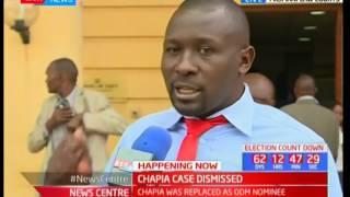 Nairobi senetorial appeal : Chapia case dismissed