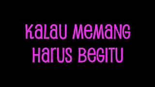 Agnes Monica - Karena Ku Sanggup Lyrics