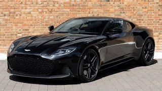 2019 Aston Martin DBS Superleggera - Onyx Black - Walkaround, Interior & Exhaust Sound