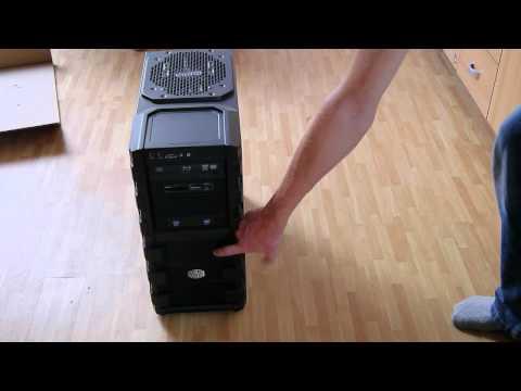 Unboxing: AMD Gaming PC (2013) AMD FX 8350 8 x 4,0 GHz, AMD Radeon HD 7950 HIS IceQ Boost Clock 3 GB