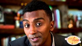 A Special Message from Chef Marcus Samuelsson