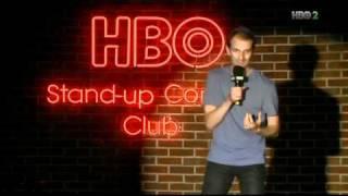 HBO Stand Up Comedy odcinek 3(Rafał Rutkowski)