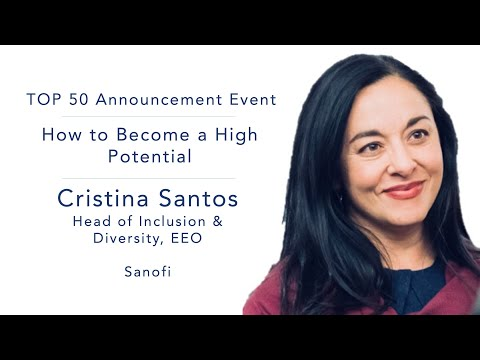 How to Become a High Potential | 2019 DiversityInc Top 50 Announcement Event