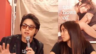 KATHNIEL ready na ba sa bed scene?; DANIEL PADILLA nagulat sa shower scene niya sa THE HOWS OF US
