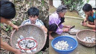 Ngôi làng lạ nhất Việt Nam: Ngôi làng chuyên ăn đất độc nhất vô nhị ở Vĩnh Phúc