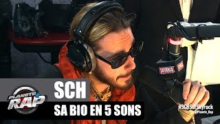 SCH Sa Bio En 5 Sons #PlanèteRap