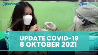 Update Covid-19 Indonesia 8 Oktober 2021: Kasus Bertambah 1.384, 3.514 Sembuh, 66 Meninggal Dunia