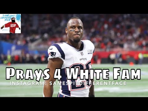 Patriots JAMES WHITE Father Dies In Car Accident Mother In Critical Condition