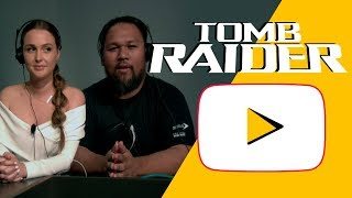 Shadow of the Tomb Raider Q&A with Camilla and Earl - dooclip.me