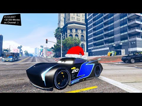 Jackson Storm (Disney Cars) Christmas Grand Theft Auto V , VI - Future